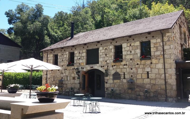 vinícola - Vale do Sonoma - Califórnia