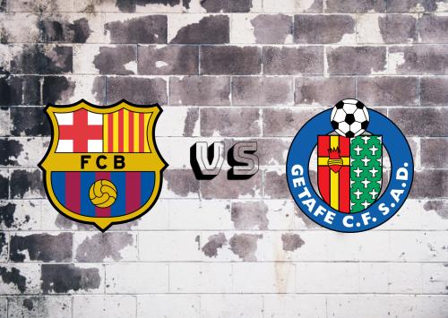 Barcelona vs Getafe  Resumen y Partido Completo