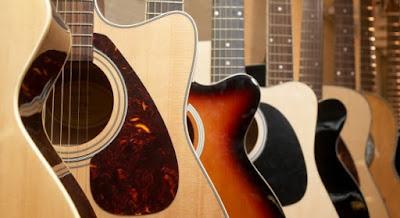 Bí quyết chọn mua đàn guitar chất lượng