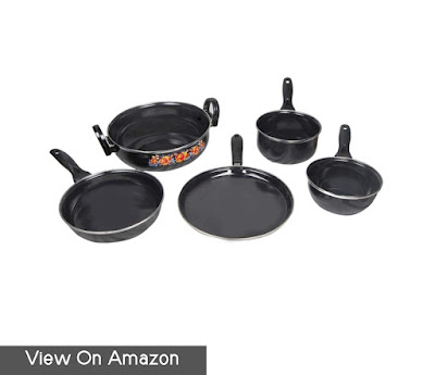 Best Nonstick Cookware Sets in India - Buyer's Guide & Review