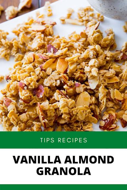 ✓ Vanilla Almond Granola