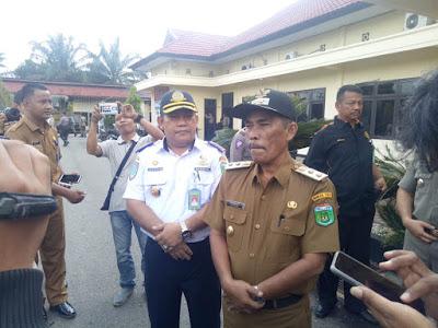 Batas Kecamatan Tak Kunjung Selesai, Wabup: Camat dan Kades Duduklah Bersama