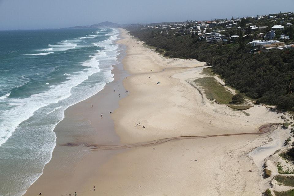 West Coast of Australia