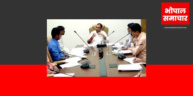 बिजली आउटसोर्स कर्मचारियों से ऊर्जा मंत्री बोले: समिति ही बात करेगी | MP NEWS