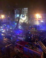 BELGIUM COLLAPSED BUILDING: 2 BODIES RECOVERED