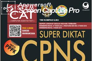 Download Gratis Kumpulan Buku tes CPNS 2019/2020