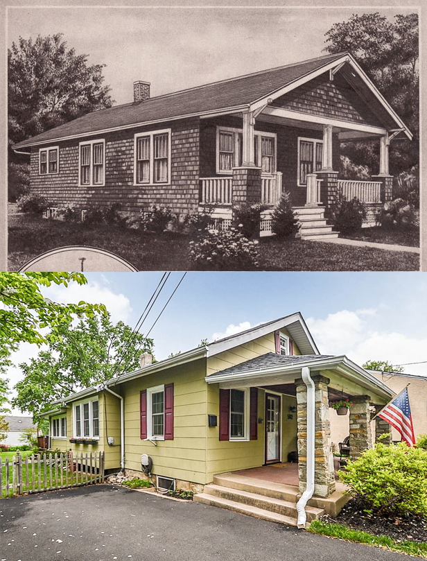 Who Designed My House?!? Was It a Kit House? | Home Scribe History