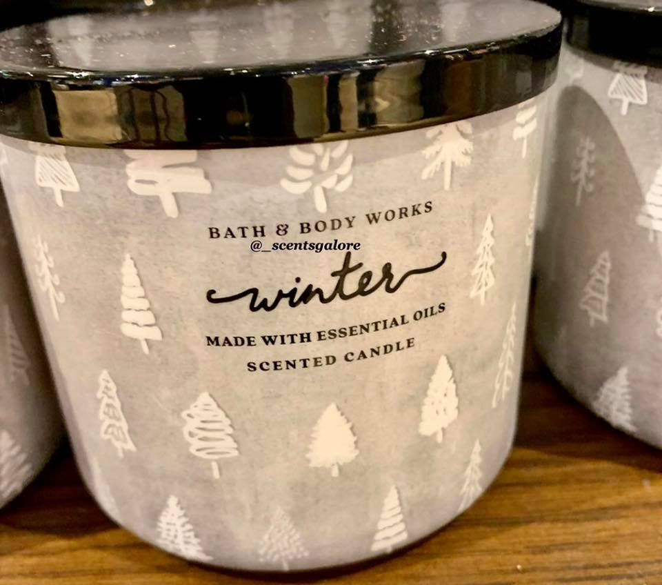 Life Inside The Page Bath Amp Body Works Holiday 2019