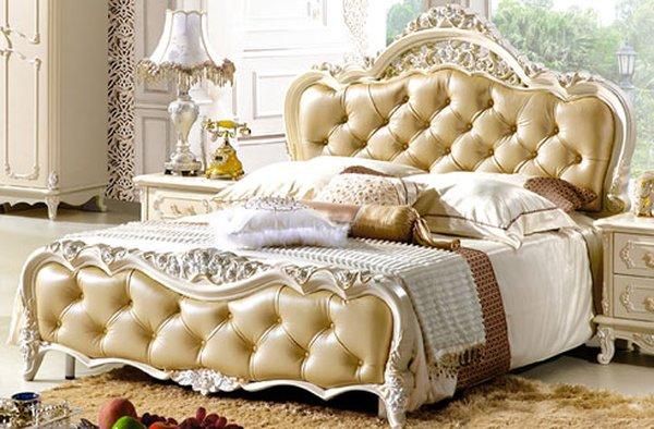 Đặc điểm thiết kế của từng mẫu giường ngủ bọc da châu âu