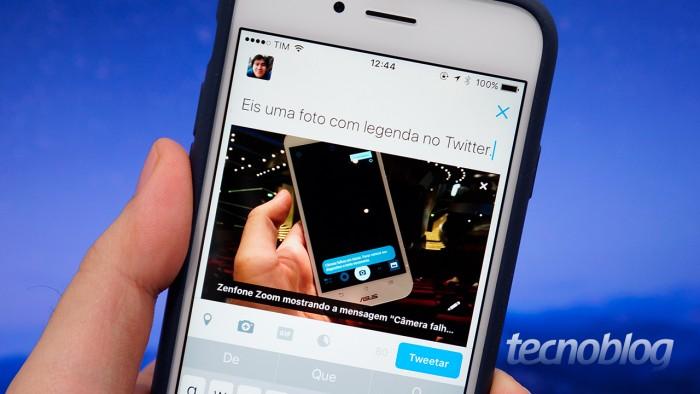 Twitter agora tem recurso de descrição de imagens