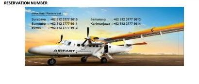Nomor penerbangan maskapai airfast