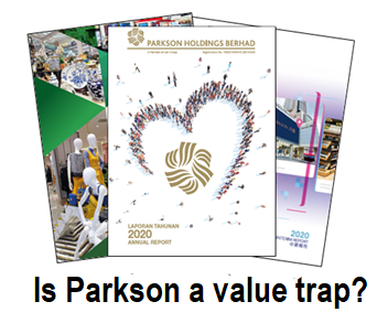 Is Parkson a value trap?