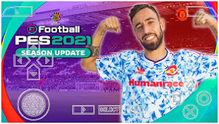 Download PES 2021 PPSSPP Android Camera PS5 Chelito V1.0 Best Graphics New Update Kits 2022 & Full Transfer