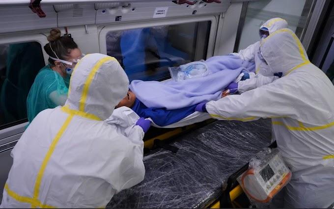 Renfe medicaliza trenes para el transporte de enfermos por COVID19