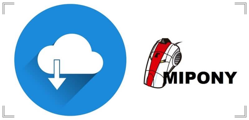 تحميل برنامج داونلود للكمبيوتر Mipony