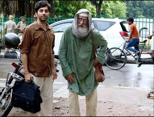 Gulabo Sitabo: Amitabh Bachchan & Ayushmann Khurrana