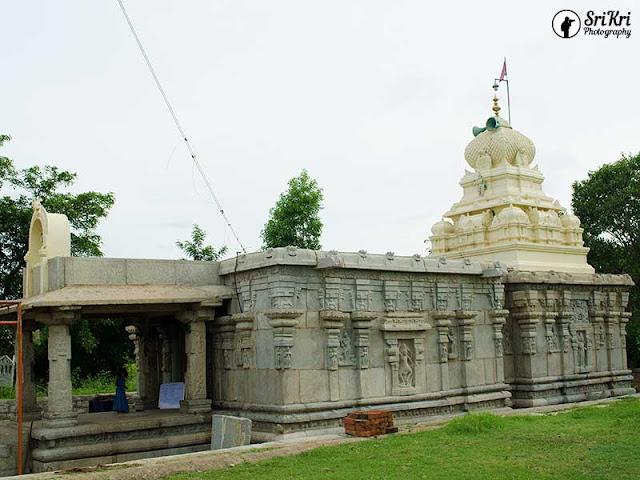 11th Century Chola temple - Mukthi Natheshwara @Binnamangala