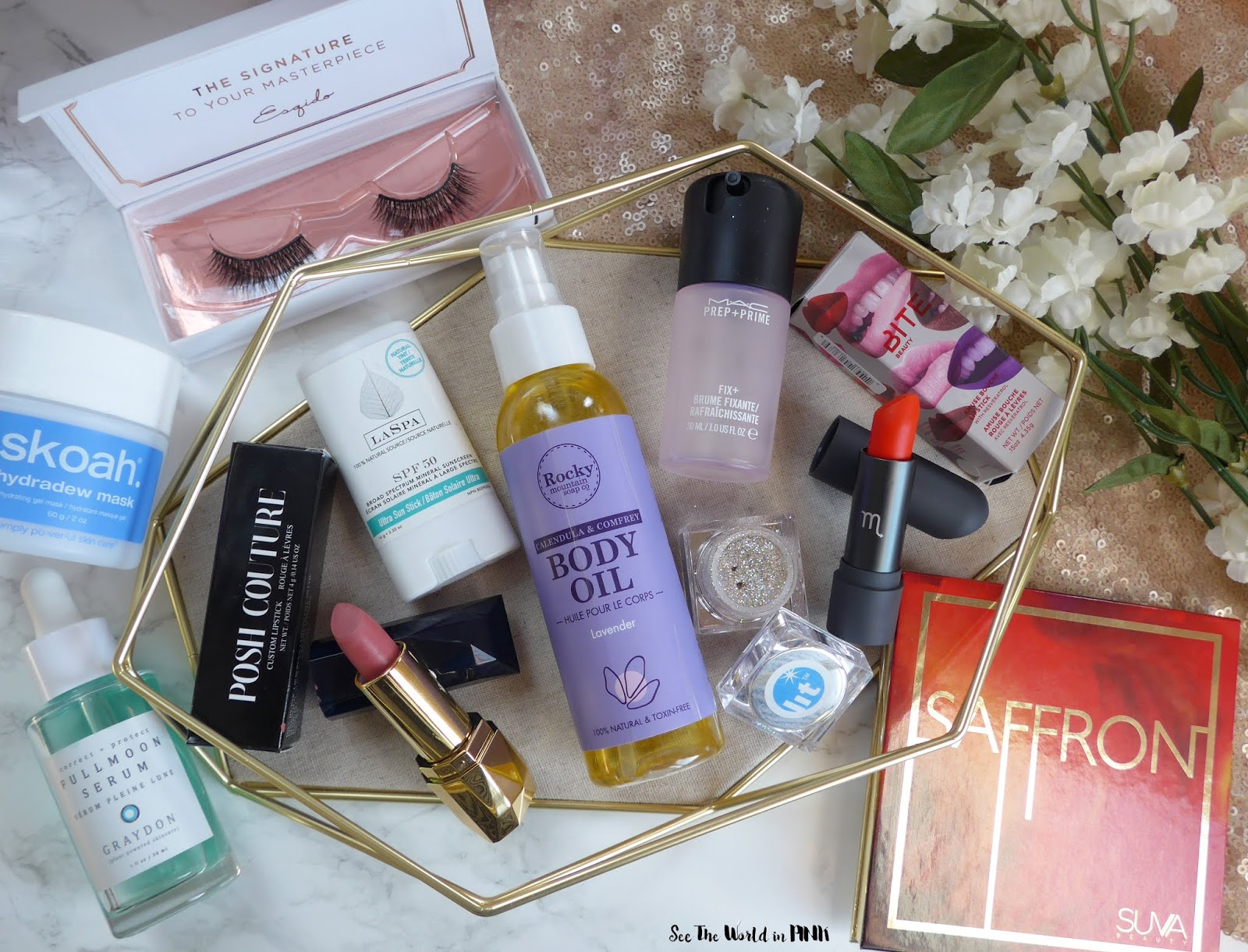My Favourite Canadian Beauty Products Currently In My Collection