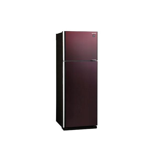 Tủ lạnh Sharp Inverter 510 lít SJ-XP555PG-BR