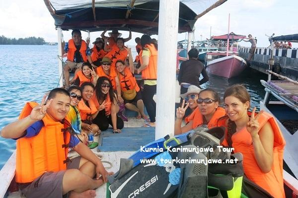 paket snorkeling karimunjawa murah