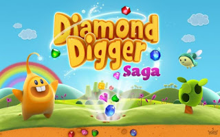 Diamond Digger Saga Mod APK full Unlimited Lives Hack Free Download For Android
