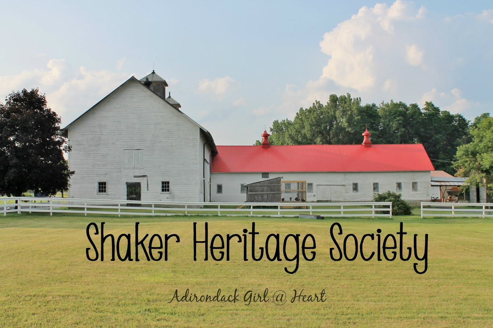 The Shaker Heritage Society