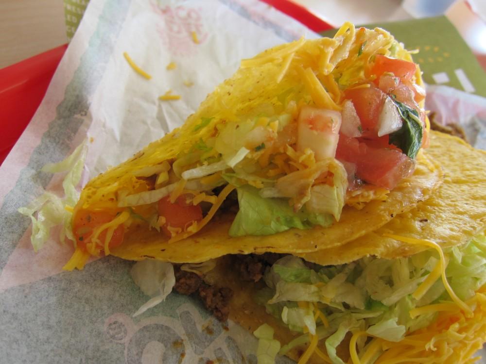 Bean And Cheese Burrito Del Taco del taco nachos calori...