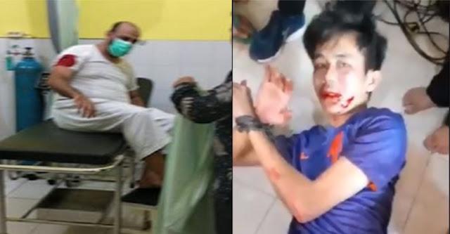 Syeh Ali Jaber Ditusuk, Pelaku Langsung Ditangkap! Begini Tampangnya...