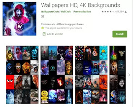 Wallpaper HD 4K image download App