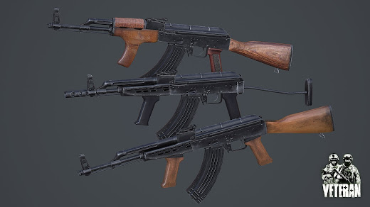 Arma3用Veteran MODの