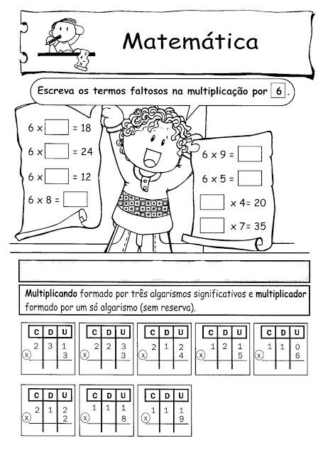 multiplica%25C3%25A7%25C3%25A3o%2B%252816%2529 Atividades Multiplicação