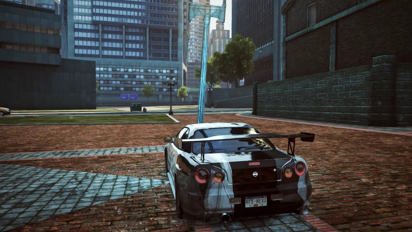 Need For Speed Most Wanted 2012 Realistic Lighting Mod