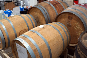 Barrels for aging