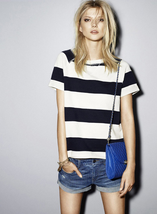 tendencia verano 2013 stripes