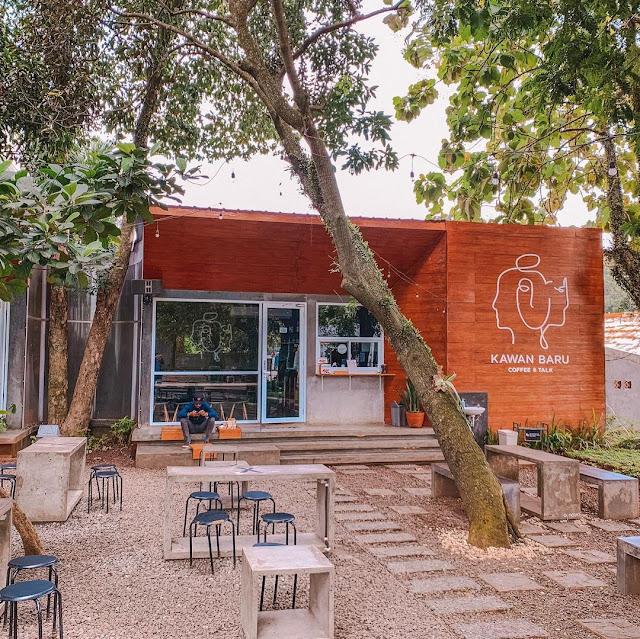 Kawan Baru Coffee & Talk Bogor - Review Harga Menu, Fasilitas Lengkap & Lokasi