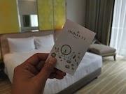 PENGALAMAN MENGINAP DI DORSETT PUTRAJAYA PADA HUJUNG MINGGU (EDISI HOTEL HOPPING BAHAGIAN SATU)