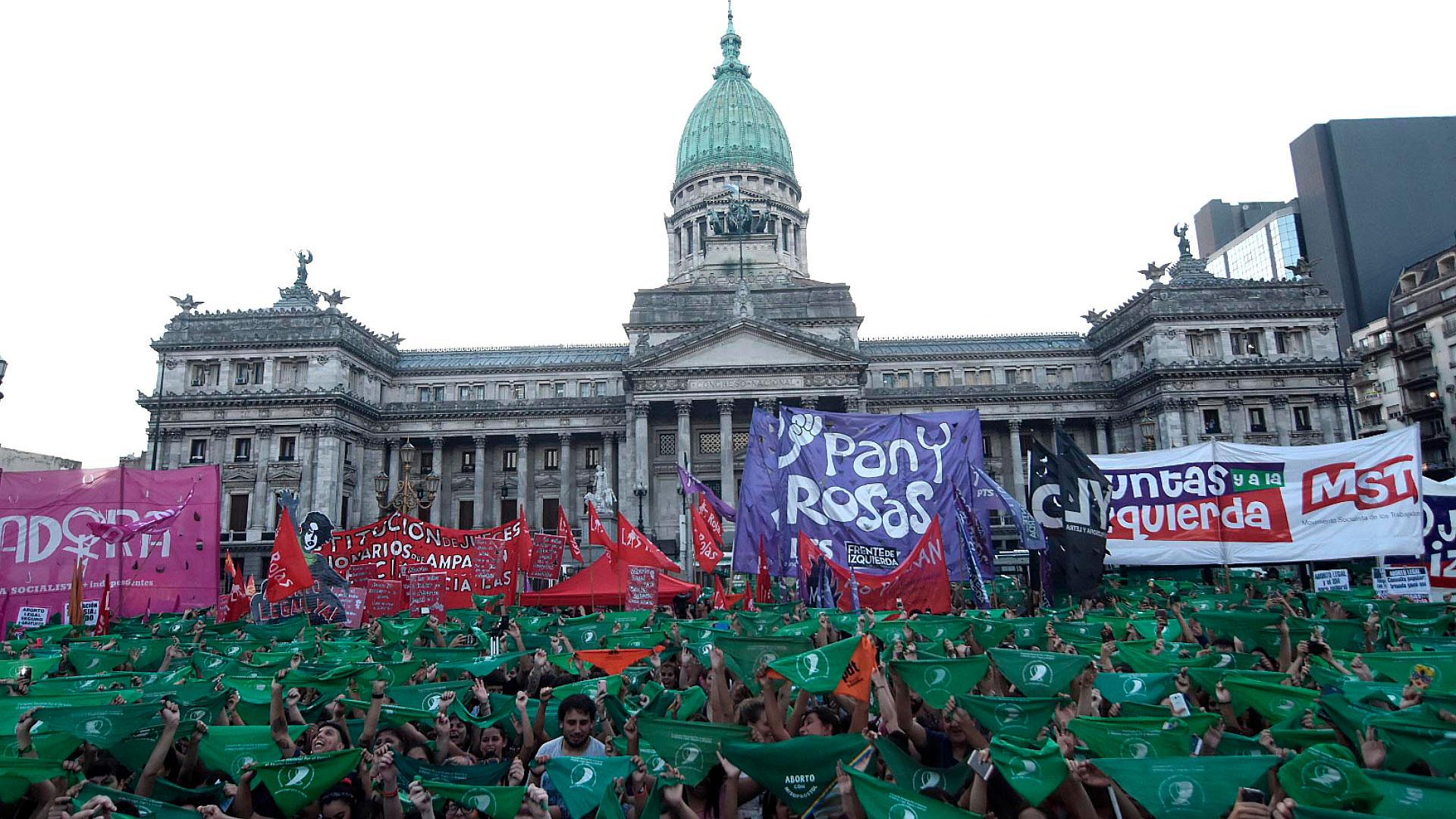 Aborto Congreso