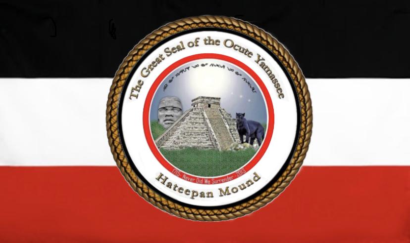 Ocutė Yamassee Native Americans