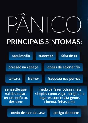 Síndrome do Pânico: conheça essa doença e os tratamentos existentes - Clínica de Massagem Terapêutica Massoterapia Quiropraxia e Acupuntura, em São José SC (48) 3094-5746