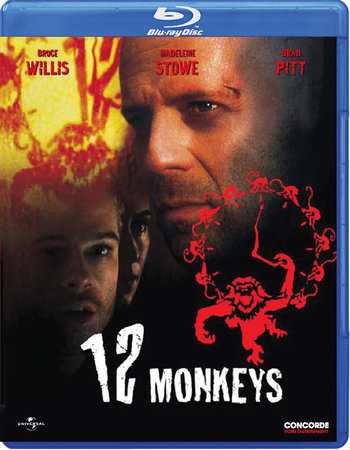 Twelve Monkeys (1995) Dual Audio Hindi 480p BluRay