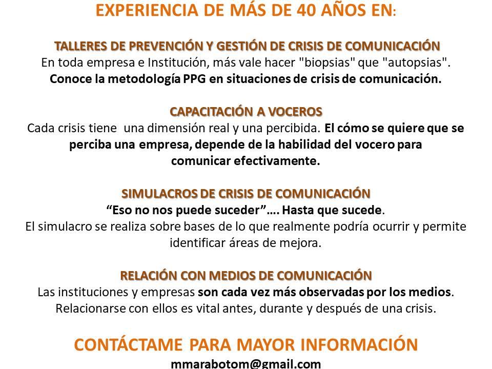 3a4da60e9e5e CONSULTORÍA EN COMUNICACIÓN Y RELACIONES PÚBLICAS