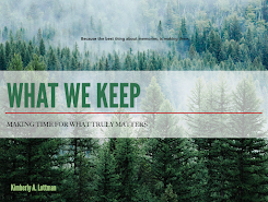 NEW! What We Keep