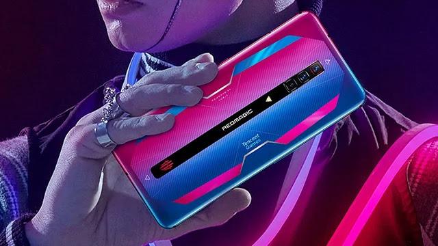 Fiche techniques est spécifications du smartphone Red Magic 6 Pro