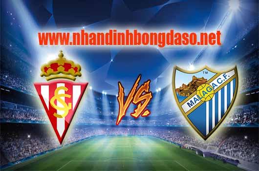 Nhận định bóng đá Sporting de Gijon vs Malaga, 01h30 ngày 06/04