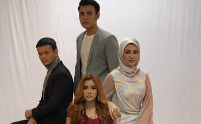 Sinopsis Drama Titian Takdir Lakonan Fimie Don dan Sweet Qismina