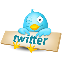 Follow Me on Twitter ! (Click below)