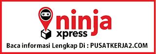 Lowongan Kerja Ninja VAN SMA SMK D3 Juni 2020