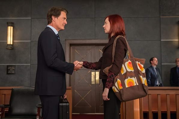 The Good Wife S06E06. Old Spice