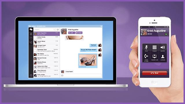 Viber Desktop نقدم لكم : برنامج فايبر للكمبيوتر