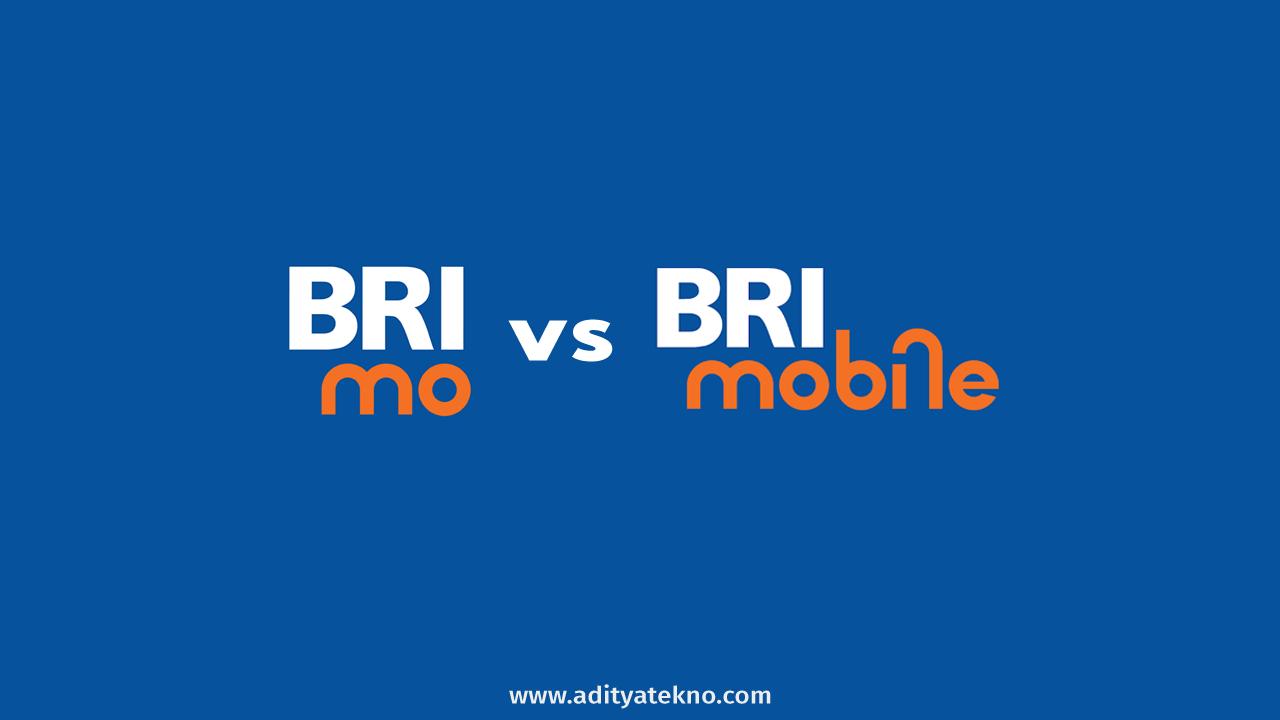 Perbedaan Brimo Dan BRI Mobile